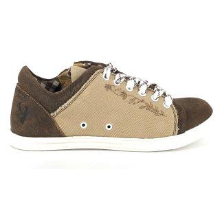 Spieth & Wensky Damen Sneaker Janet Braun 460D