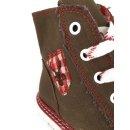 Spieth & Wensky Damen Boots Jacky Rot 436D Größe 37