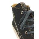 Spieth & Wensky Herren Sneaker Luis Schwarz 522H Größe 44