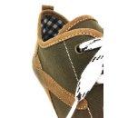 Spieth & Wensky Herren Sneaker Staven Braun 589H