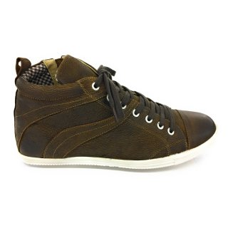 Spieth & Wensky Herren Sneaker Julian Braun 596H Größe 44