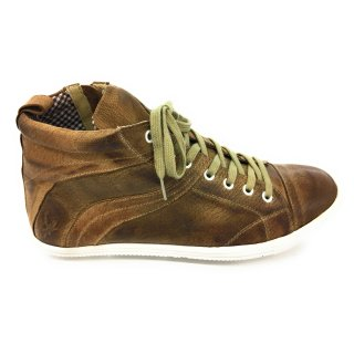 Spieth & Wensky Herren Sneaker Julian Wolf 596H
