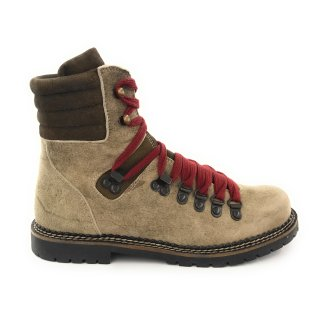 Spieth & Wensky Damen Boots Lametta Whisky 493D Größe 38