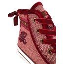 Krüger Madl Damen Sneaker Valentine Rot 4156-90