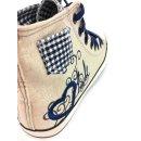 Krüger Madl Damen Sneaker Blue Heart Blau 4104-8 Größe 40