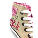 Krüger Madl Damen Sneaker Pink Heart Rosa 4104-35 Größe 36