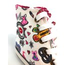 Krüger Madl Damen Sneaker Crazy 4507-2 Größe 38