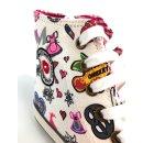 Krüger Madl Damen Sneaker Crazy 4507-2 Größe 40