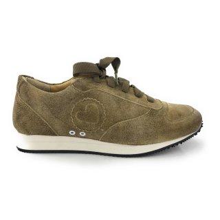 Spieth & Wensky Damen Sneaker Mohn Fenchel 104D
