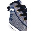 Krüger Madl Damen Sneaker Valentine Blau 4156-8 Größe 36