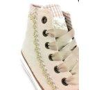 Krüger Madl Damen Sneaker Cream Dream Creme 4122-2 Größe 40