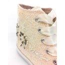 Krüger Madl Damen Sneaker Bethany Creme 4703-2 Größe 36