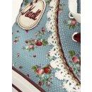 Krüger Madl Damen Sneaker Strawberry Türkis 4117-81 Größe 36