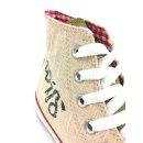 Krüger Madl Damen Sneaker Wild Beige 4101-7 Größe 36